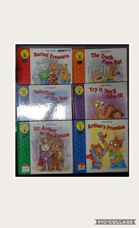 Arthur Books and Numberlies