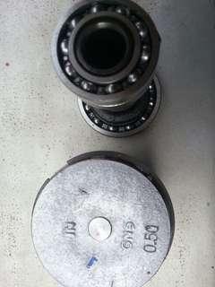 Cam dan piston Ex5