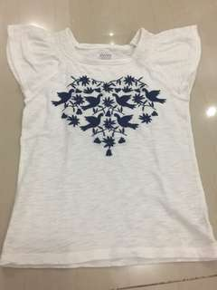 Blue Bird Top