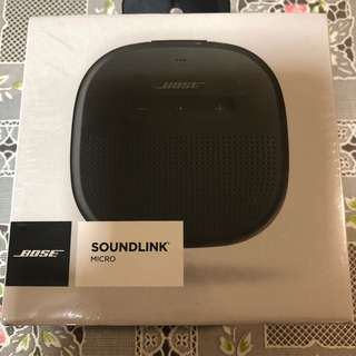 Bose Soundlink Micro (Black colour)