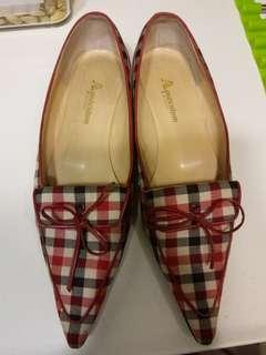 Aquascutum鞋子38号