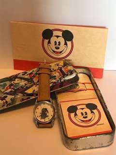 Disney Eeyore 古董手錶