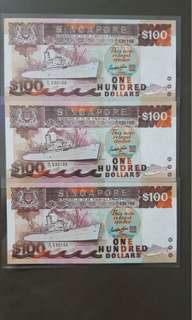 🚢$100