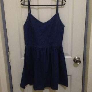 Denim Sexy Dress