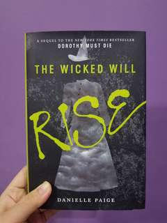 Dorothy Must Die: The Wicked Will Rise