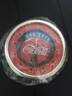 Coca Cola clock(掛牆鐘)
