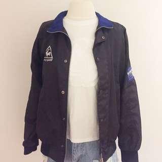 Vintage Le Coq Sportif Bomber Jacket