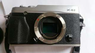 Fujifilm XE2 銀機