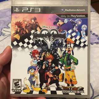 PS3 Kingdom Hearts HD 1.5 ReMIX(英文版English)