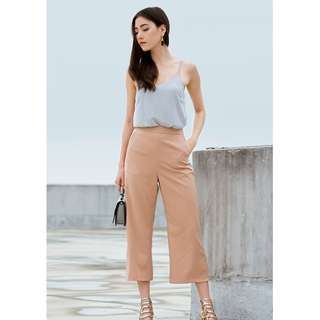 TCL Danette Culottes in Rosy Nude