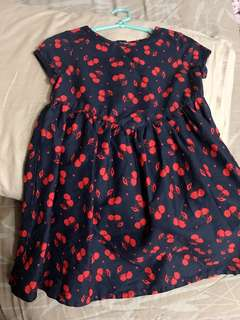 Mothercare cherry dress