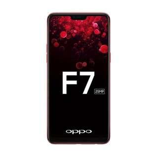 Kredit Oppo F7 Red 4/64