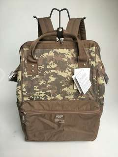 ANELLO BACKPACK CANVAS