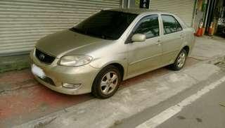 2003  豐田 VIOS  1.5  自排