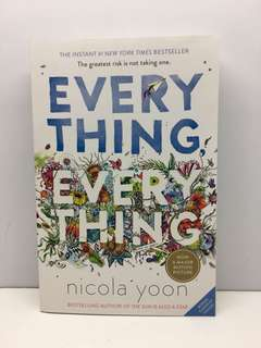 BN everything,everything by nicola yoon