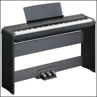 Yamaha Digital Grand Piano (P105B) 88 Keys