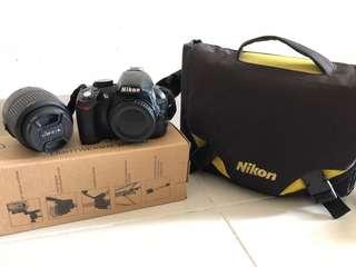 Camera D3100