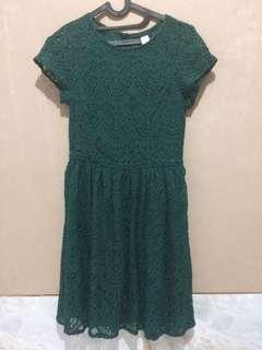 Preloved - DRESS DIVIDED HNM