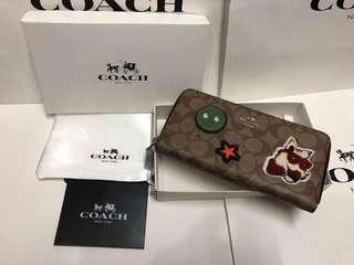 Coach Patch Wallet