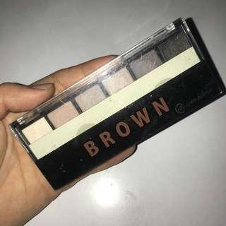 EB Brown Palette