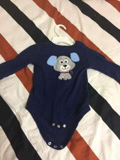 Baby Romper(long sleeves)