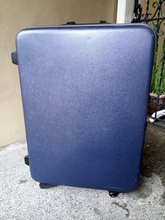 Large size heavy duty luggage bag from japan