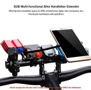 Bicycle Handlebar Extender