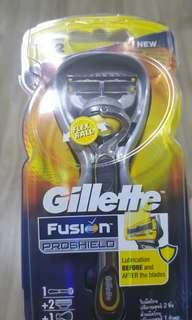 🚚 Gillette Fusion Proshield