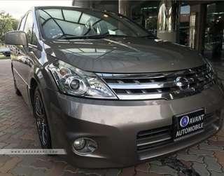 Nissan Presage 2.5 Auto Highway Star