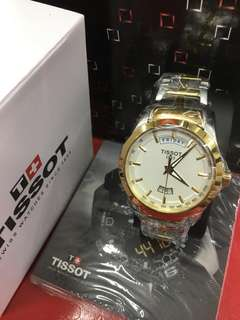 TISSOT WATCH W/BOX