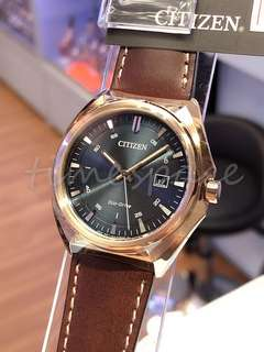 CITIZEN Eco-Drive AW1573-11L (光動能)