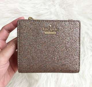 Kate Spade compact wallet