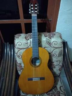 YAMAHA Classic Guitar CS-40 CS40 Ukuran 3/4