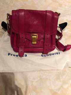 Proenza Schouler mini Crossover bag