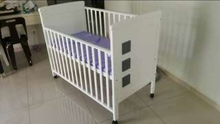 Baby Cot (up to 80kg)