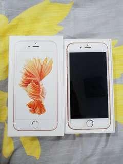 Iphone 6s 64gb globe locked