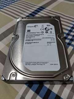 3TB Seagate HDD