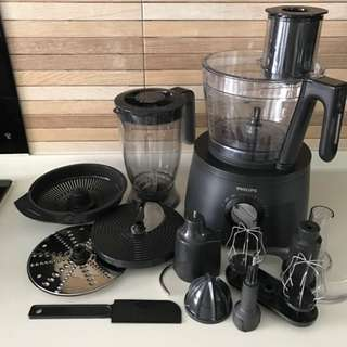 Philips Avance Food Processor + FREE gift