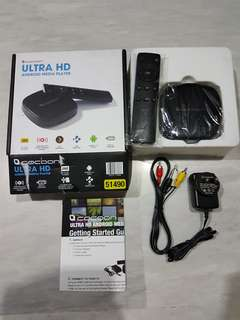 Cocoon Ultra HD TV Box