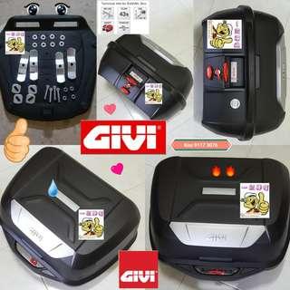 1306---GIVI BOX E43 NTL Mulebox For Sale !!!Brand New (YAMAHA, Honda, SUZUKI, ETC)