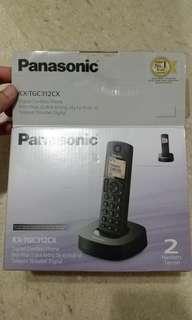 Panasonic Digital Cordless Phone KX-TGC312CX