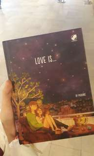 Puuung's Love is Novel Grafis