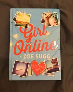 Hardcover Girl Online by Zoella