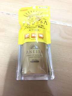 日本 Shiseido ANESSA 防曬 spf50+ spf 50+ perfect uv sunscreen aqua booster