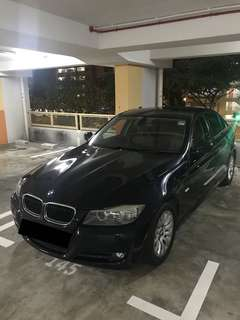 BMW 320i for rent