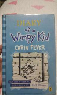 Diary Of A Whimpy Kid - Cabin Fever Hard Cover