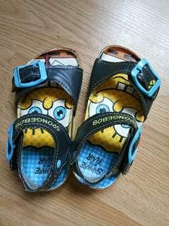 Spongebob sandals ( 22cm)