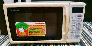 National Microwave with delivery