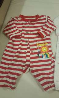 3 sets Baby Romper for Rm 10