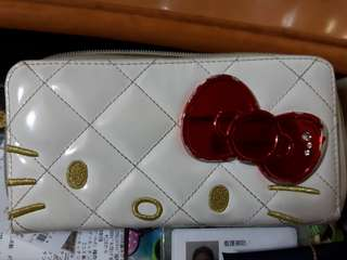 Authentic Hello Kitty Wallet